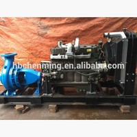 100 kw diesel engine water pump set