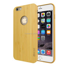 Wholesale China factory price Wooden bamboo phone custom Case for iphone