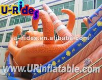 Otopus inflatable model