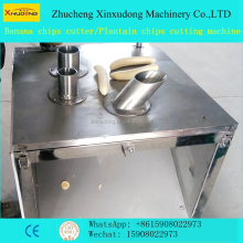 banana chips cutter/plantain chips cutting machine