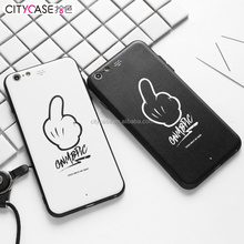 Citycase Wholesale Funny Series Decorative Cellphone Cover For Iphone 6 6s 6Plus