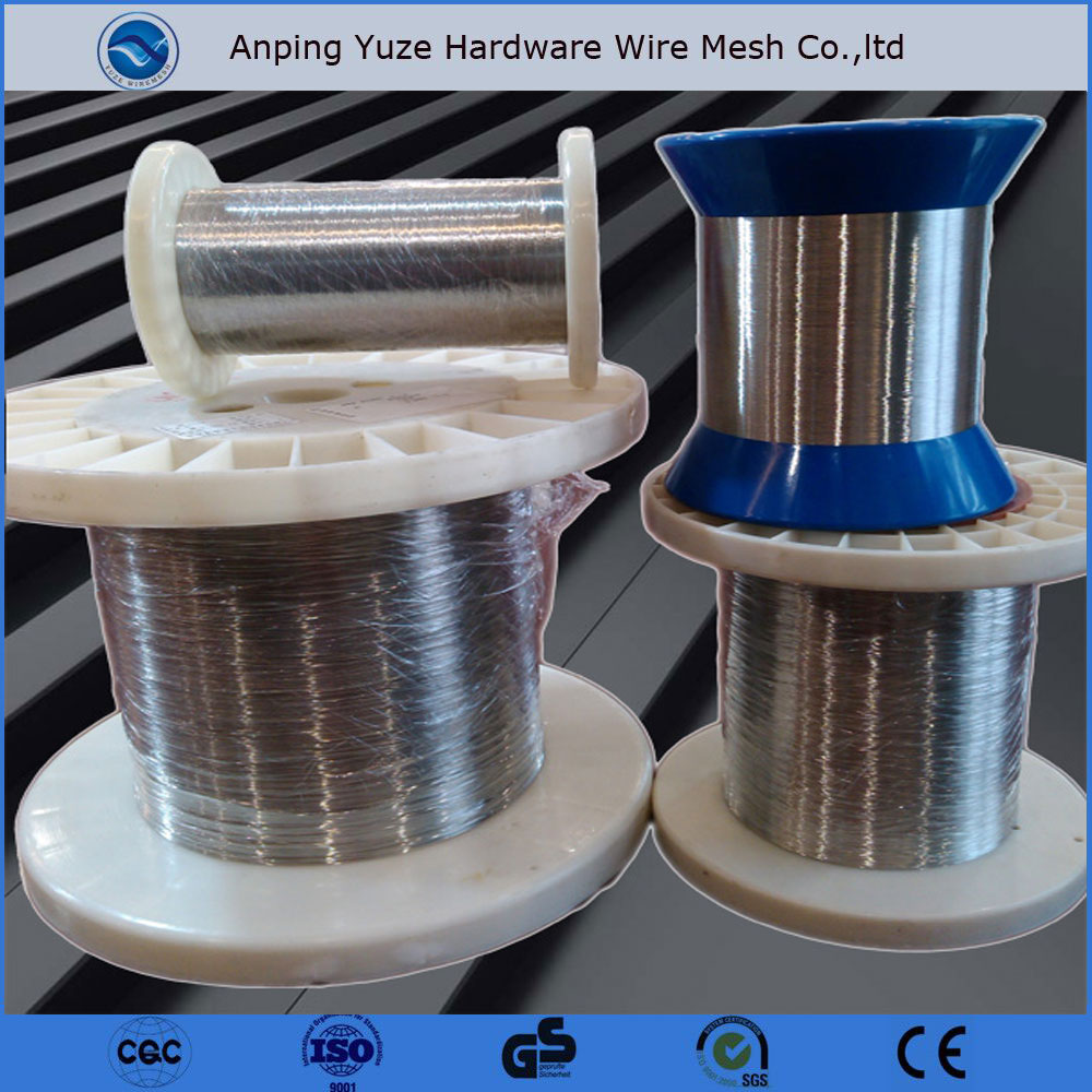 High Quality Stainless Steel Cleaning Ball Wire/Kitchen Scruber Wire
