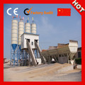 HZS50 Four-class sealing protection 50m3 wet mix concrete batching plant