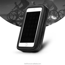 Universal Smartphone WaterProof Pouch Holster Case bike amount mobile phone holder for bike
