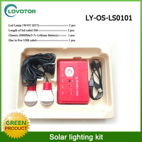 Hot in india solar panel for your home solar lighting kit