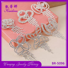 Factory supply OEM quality tara crystal brooch