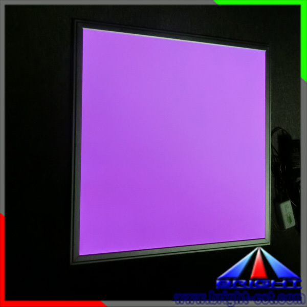 3 Years Warranty, Adjustable, RGB LED Panel with Remote Controller