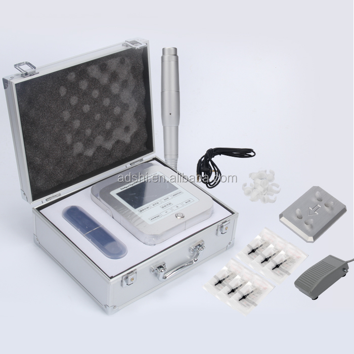 Microblading supplies permanent makeup device for eyebrow/eyeline/lips
