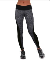 2016 New European and American Explosion Style Sports Women Yoga Pants 9120