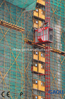 CE & GOST Approved Electric Chain Construction Elevator /Lift/Hoist with high efficiency