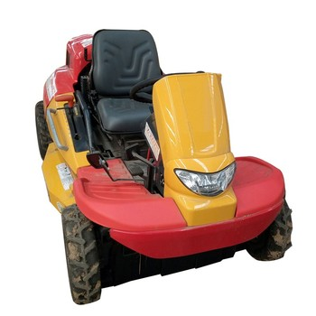 Riding lawn mower 4 wheel drive lawn mower garden machine