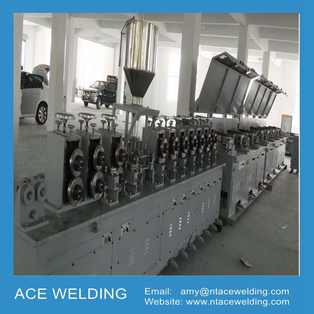 low noise submerged arc welding wire producing machine