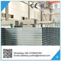 Wholesale low price high quality trough type steel cable tray china manufacturer