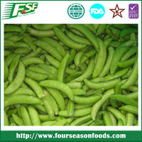2016 crop High Quality IQF sugar snap pea