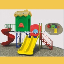Safe Eco-friendly Castle Theme Amusement Parks toddler outdoor playground equipment