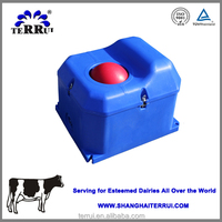 Two /one-hole square water trough for dairy cattle/cow, sheep and horse