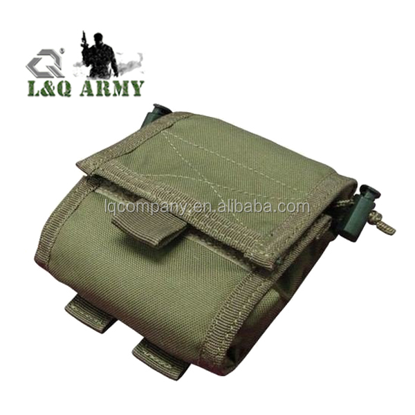 Tactical EDC Compact Multi-purpose Water-resistant Utility Gadget Gear Hanging Waist Bags
