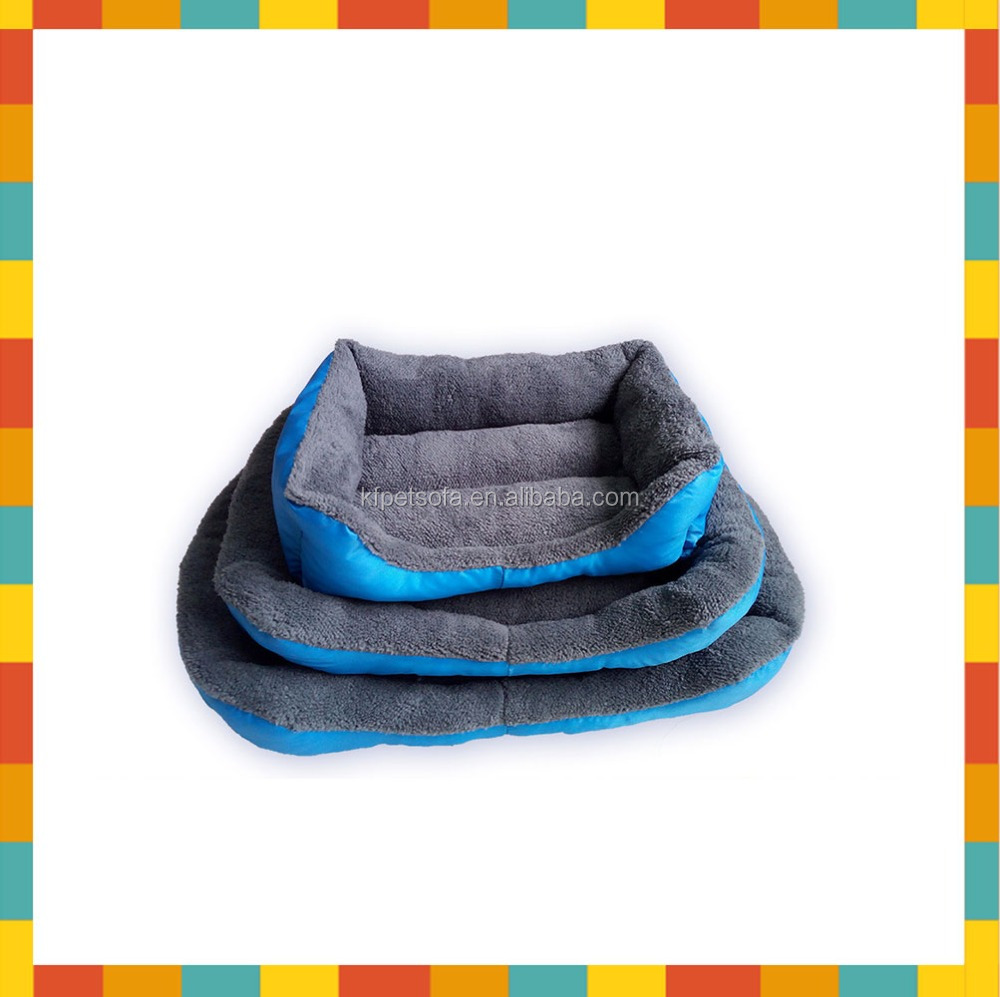 Personalized Retractable Safety inflatable wicker dog bed
