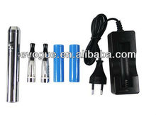 Factory price 18650 VV Mod e cigarette kit with CE4 clearomizer