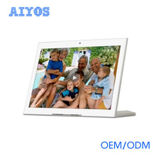 10 inch Touch Screen E-menu Android Tablet Restaurant Digital Menu