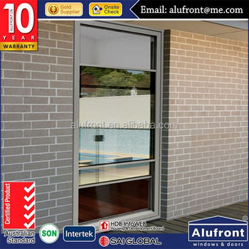 Australian Standard AS2047 Aluminium Double Hung Window