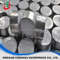 china manufacturer 1.5mm bitumen self-adhesive tapes for roof