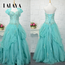 2018 Wholesale Sweetheart Luxury Evening Party Dress With Shawl