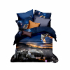 Unique design 3d duvet cover set cotton