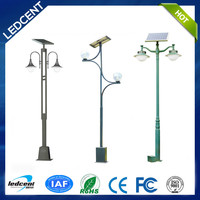 led solar powered garden light