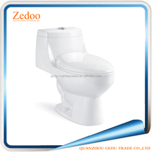 ZD-8806 Siphonic toilet one piece toilet toilet bowl ceramic china