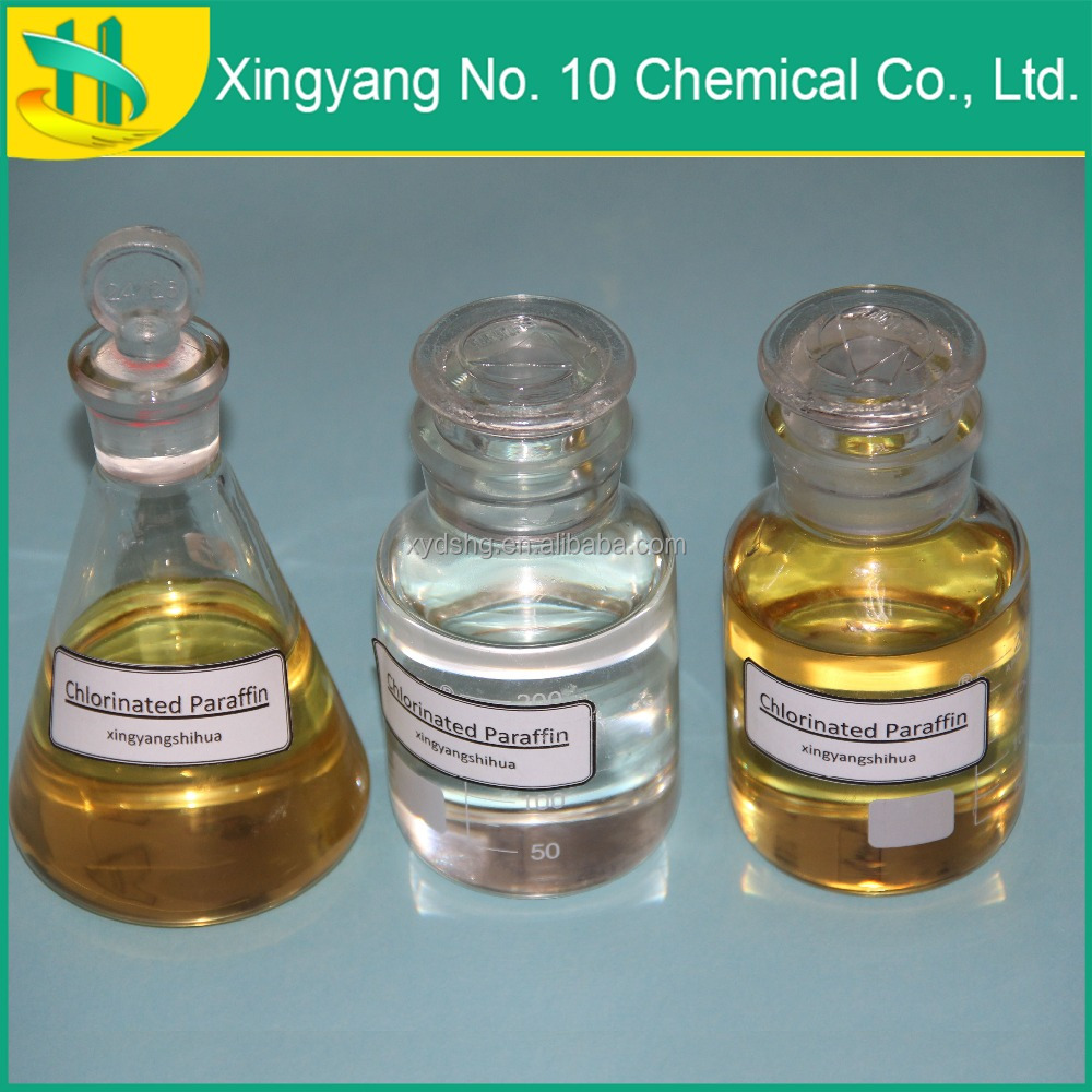 factory production flame retardant raw material chlorinated paraffin additive for car seat covers