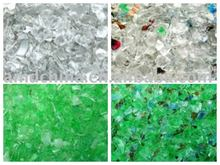 PVC/PET Flakes Color Sorting Machine