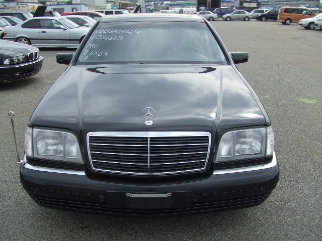 Mercedes Benz Sclass used car