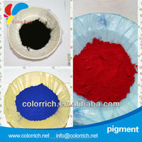 Pigment Red 48:2 organic colored powder natural pigment chemical formula for rubber