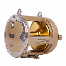 High Speed Saltwater 8BB Trolling Fishing Reel