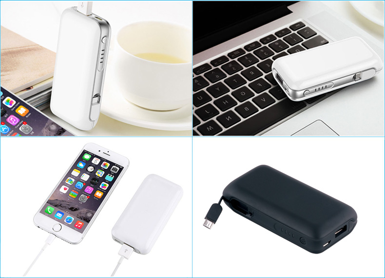 18650 lithium-ion battery wireless power bank 5200mah pack hot sell in Indonesia