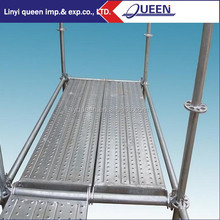48.3x3.25mm Galvanized Layher Allround/Ring Lock System Scaffolding Made In China