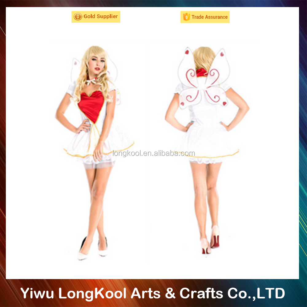 High quality wedding fancy dress costume women sexy costume
