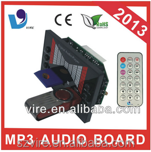 Vire LT-03 hot sale electronic amplifier kit mp3 decoder ic