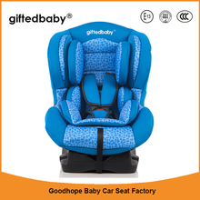 ECE R44/04 approved for 2017 0-4 years old safety racing baby car seats