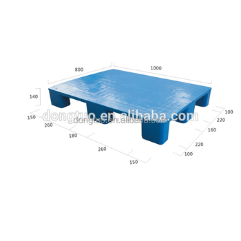 Plastic hygienic pallet nine feet manufacturer, recycle plastic pallet for sale