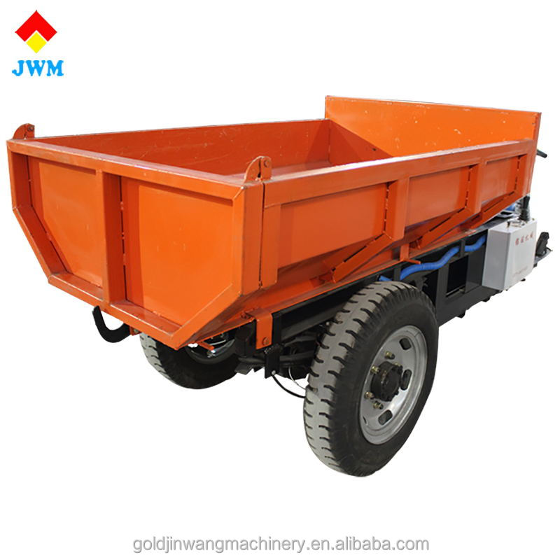 3Ton Engineering Dump Truck, Coal Mining Dumper