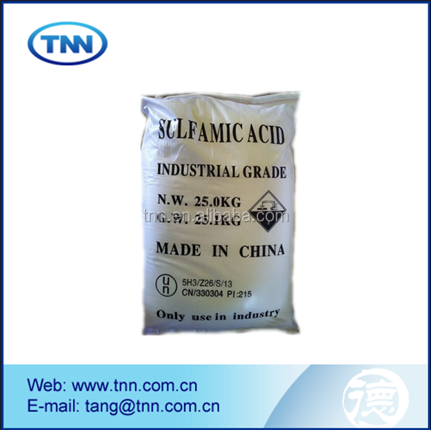 manufacturing supplier high purity petroleum treatment agent Sulfamic acid 99.7