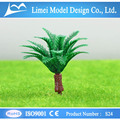 scale model palm trees / architectural building scale model trees S24