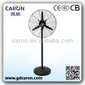strong airflow 26 inch stand fan