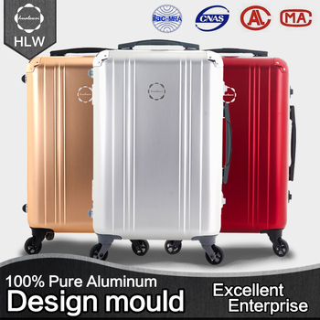 HLW travel suitcase factory polo club crown air express suitcase