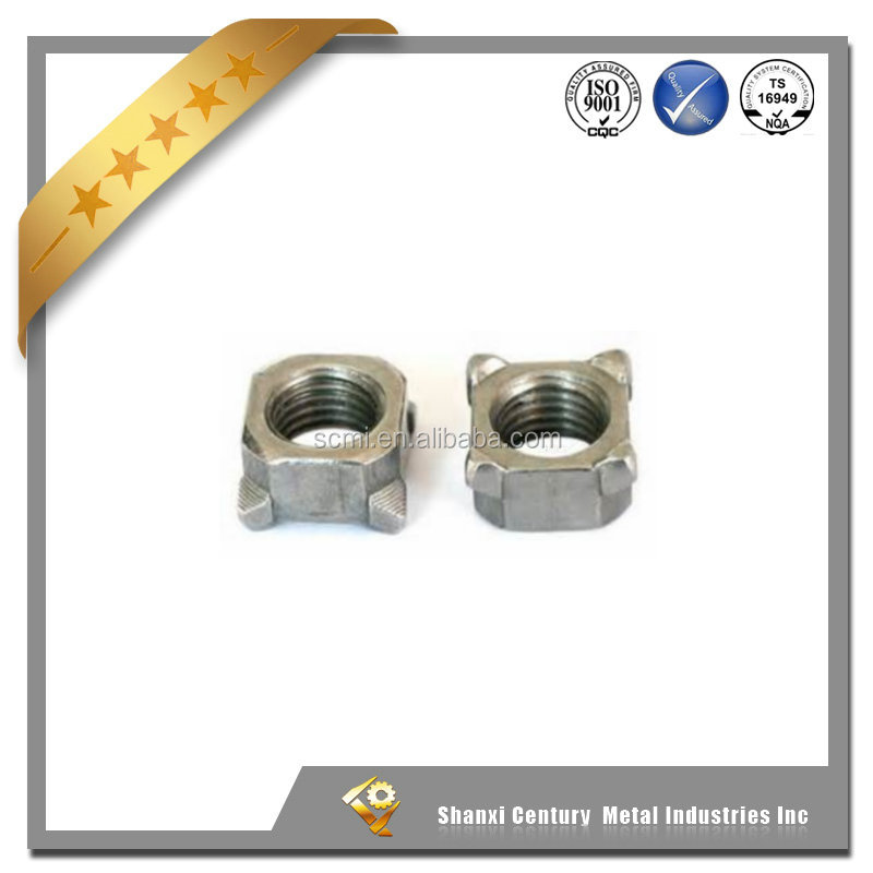 Hot sale low price China fastener manufaturer m8 weld nuts