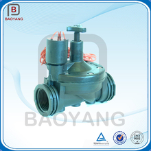 pilot operated carbon steel high temperature hot water solenoid valve