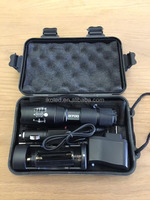 2000 LM Torch Light Zoomable Waterproof Fashion Handy Convenient G700 LED Flashlight