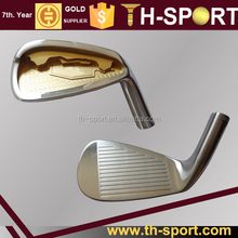 4-PW Golden Finishing Forged Golf Clubs Better